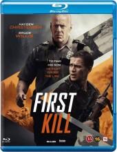 first kill - Blu-Ray