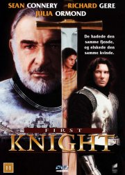 first knight - DVD