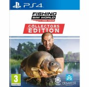 fishing sim world: pro tour collector's edition - PS4