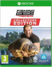 fishing sim world: pro tour collector's edition - xbox one