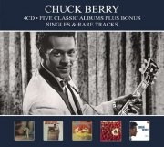 chuck berry - five classic albums - cd
