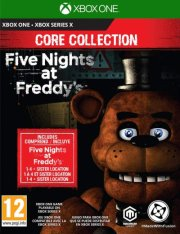 five nights at freddy's - core collection (xone/xsx) - xbox one
