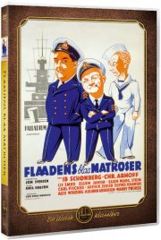 flådens blå matroser - DVD
