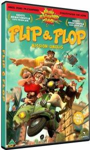 flip & flop - mission umulig - DVD
