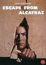 flugten fra alcatraz - DVD