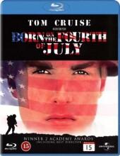 born on the fourth of july / født den 4. juli - Blu-Ray