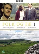 folk og fæ / all creatures great and small - sæson 1 - DVD