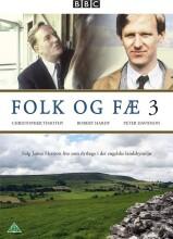 folk og fæ / all creatures great and small - sæson 3 - DVD