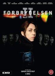 forbrydelsen - sæson 2 - DVD