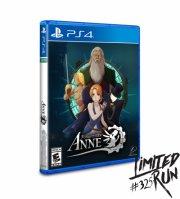 forgotton anne - limited run #325 - PS4