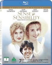 fornuft og følelse / sense and sensibility - Blu-Ray