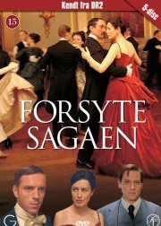 forsyte sagaen - DVD
