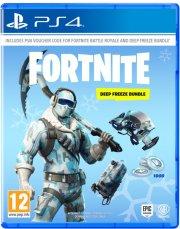 fortnite: deep freeze bundle - PS4