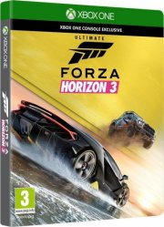 forza horizon 3 - ultimate edition (import) - xbox one