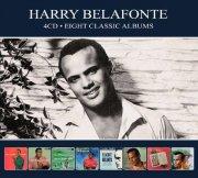 harry belafonte - eight classic albums - cd