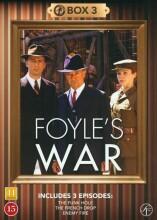 foyles war - boks 3 - DVD