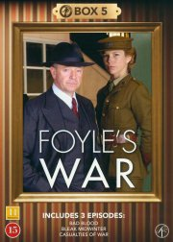 foyles war - boks 5 - DVD