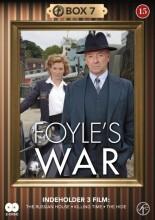 foyles war - boks 7 - DVD