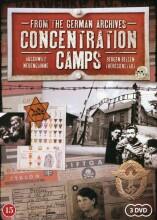 fra de tyske filmarkiver - koncentrationslejre - DVD