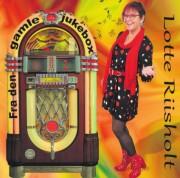 lotte riisholt - fra den gamle jukebox 2 - cd