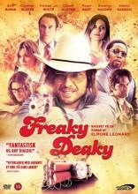 freaky deaky - DVD