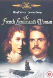 french lieutenants woman - DVD