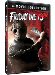 friday the 13th 8 movie collection - DVD