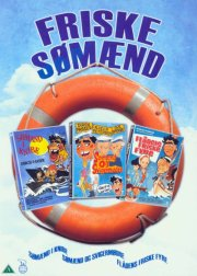 flådens friske fyre // sømand i knibe // sømænd og svigermødre - DVD