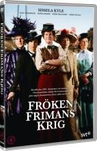 frøken frimans krig - sæson 1 - DVD