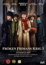 frøken frimans krig - sæson 3 - DVD