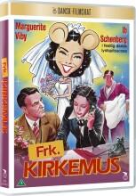 frøken kirkemus - DVD