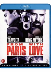 from paris with love - Blu-Ray