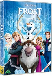 frost 1 / frozen 1 - disney - DVD