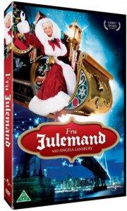 fru julemand / mrs. santa claus - DVD