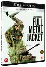 full metal jacket - 4k Ultra HD Blu-Ray