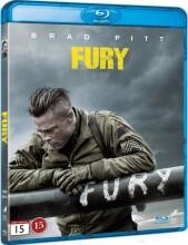 fury - brad pitt - 2014 - Blu-Ray