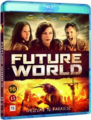 future world - 2018 - Blu-Ray