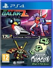 galak-z: the void // skulls of the shogun: bone-a-fide - platinum - PS4