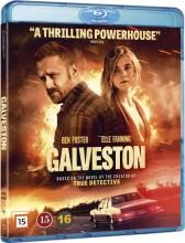galveston - Blu-Ray