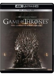 game of thrones - sæson 1 - hbo - Blu-Ray