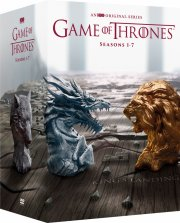 game of thrones - sæson 1-7 - hbo - DVD