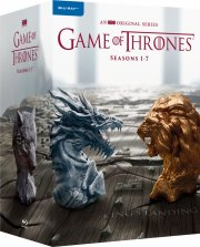 game of thrones - sæson 1-7 - hbo - Blu-Ray