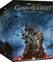 game of thrones the complete series - 1-8 box set  - DVD