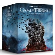 game of thrones the complete series - 1-8 box set  - Blu-Ray