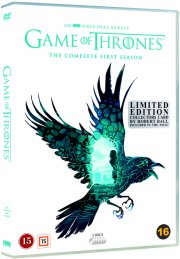 game of thrones - sæson 1 - hbo - robert ball limited edition - DVD