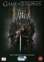 game of thrones - sæson 1 - hbo - DVD