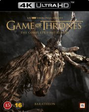 game of thrones - sæson 1 - Blu-Ray