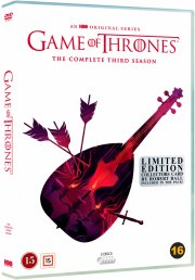 game of thrones - sæson 3 - hbo - robert ball limited edition - DVD