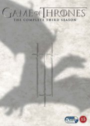game of thrones - sæson 3 - hbo - DVD