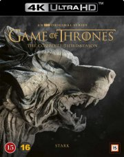 game of thrones - sæson 3 - Blu-Ray